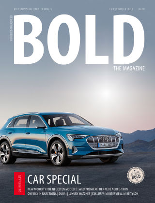 BOLD CAR SPECIAL No. 09