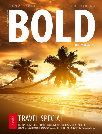 BOLD TRAVEL SPECIAL