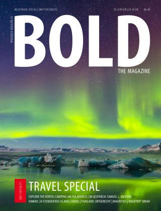 BOLD TRAVEL SPECIAL No. 08