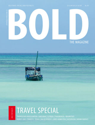BOLD TRAVEL SPECIAL No. 09