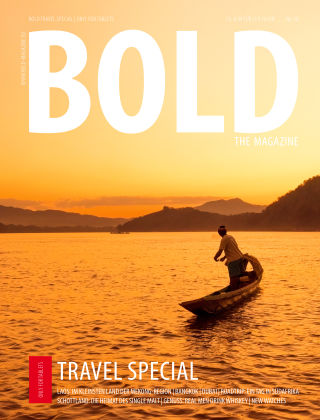 BOLD TRAVEL SPECIAL No. 10