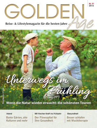 GOLDEN Age 01/16 Frühling