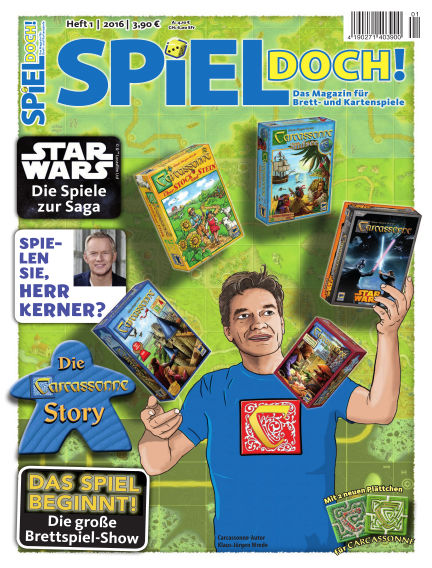 SPIEL DOCH! March 17, 2016 00:00