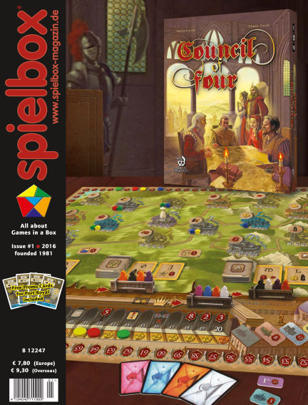 spielbox (english) March 11, 2016 00:00