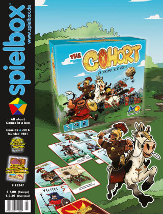 spielbox (english) 05/2016