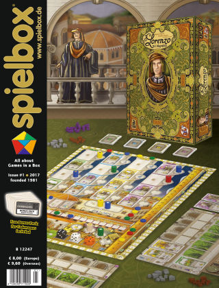 spielbox (english) 01/2017