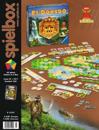 spielbox (english) 05/2017