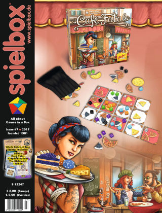 spielbox (english) 07/2017