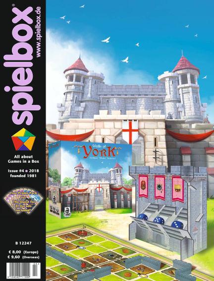 spielbox (english) August 13, 2018 00:00