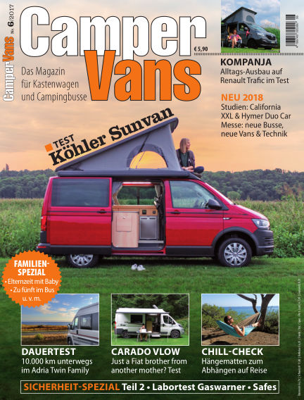 CamperVans October 21, 2017 00:00