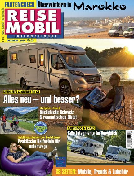 Reisemobil International September 09, 2016 00:00