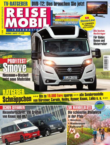 Reisemobil International February 03, 2017 00:00