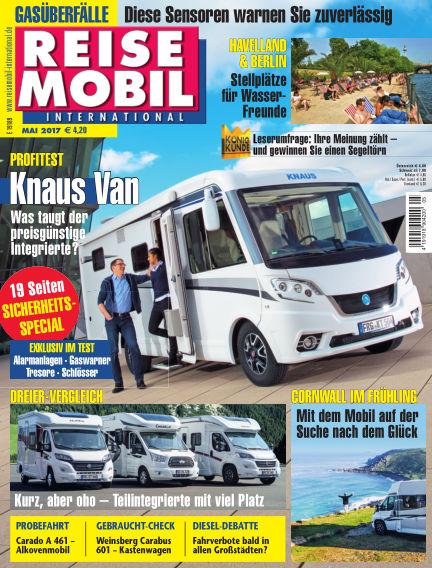 Reisemobil International April 08, 2017 00:00