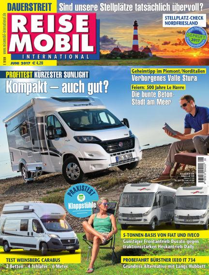 Reisemobil International May 06, 2017 00:00
