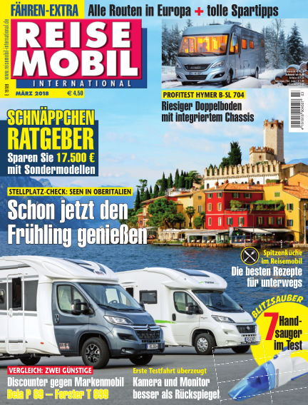 Reisemobil International February 02, 2018 00:00