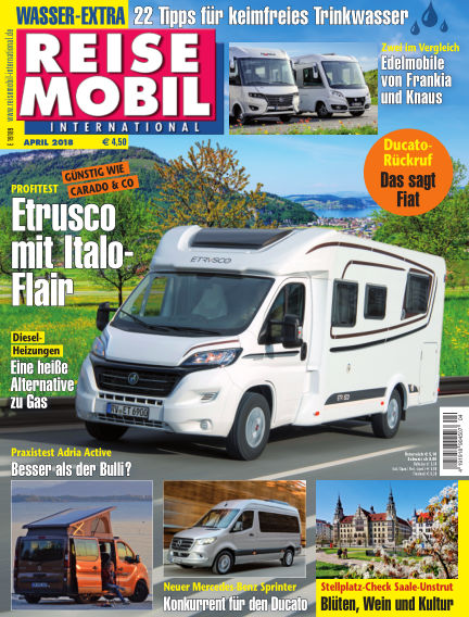 Reisemobil International March 02, 2018 00:00