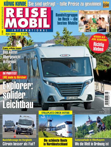 Reisemobil International April 06, 2018 00:00