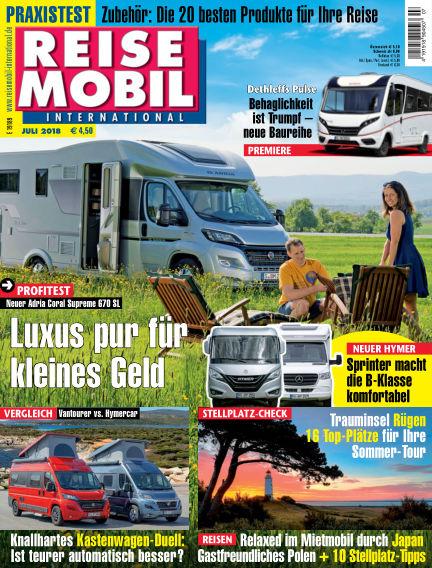 Reisemobil International June 01, 2018 00:00