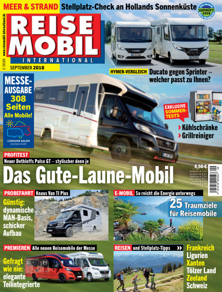Reisemobil International August 08, 2018 00:00