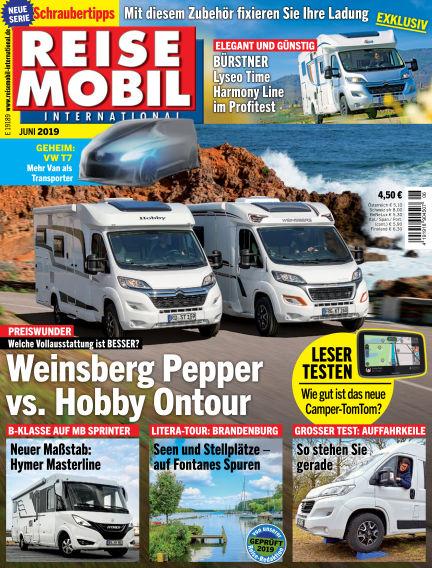 Reisemobil International May 03, 2019 00:00