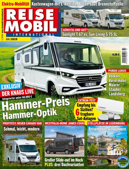 Reisemobil International June 04, 2019 00:00