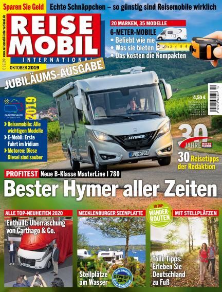 Reisemobil International September 13, 2019 00:00