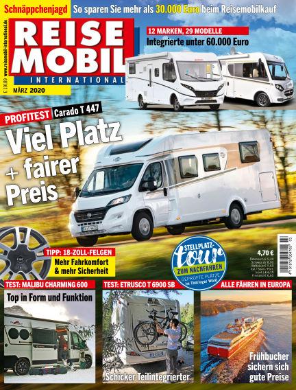 Reisemobil International February 04, 2020 00:00