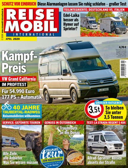 Reisemobil International March 03, 2020 00:00