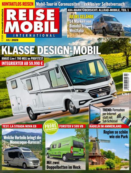 Reisemobil International June 02, 2020 00:00