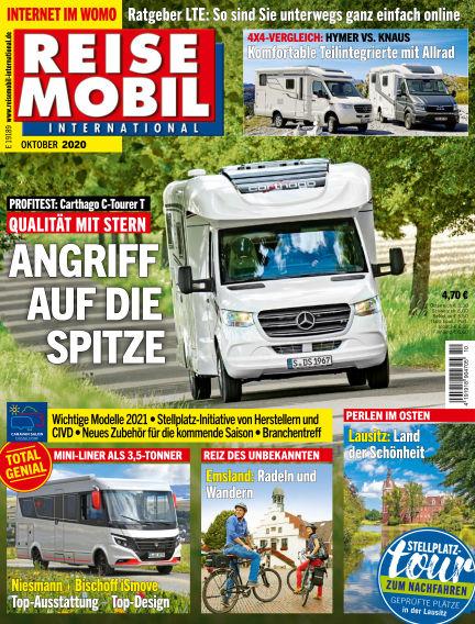 Reisemobil International September 11, 2020 00:00