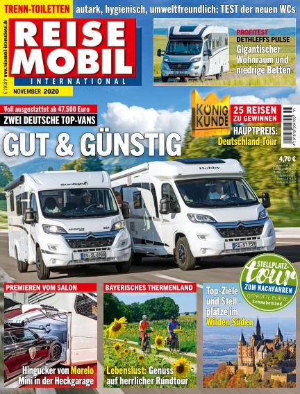 Reisemobil International October 06, 2020 00:00