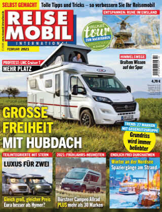 Reisemobil International 02/2021