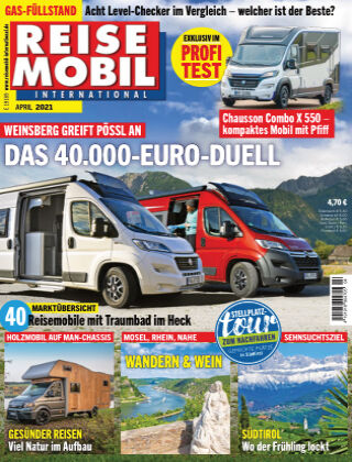 Reisemobil International 04/2021