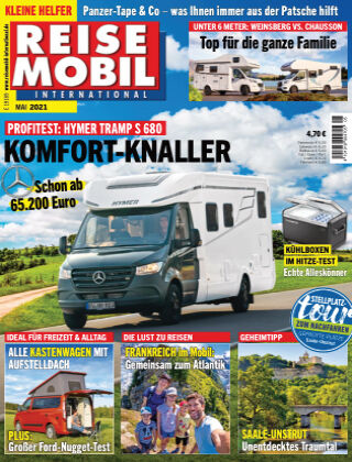 Reisemobil International 05/2021