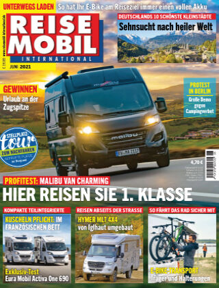 Reisemobil International 06/2021
