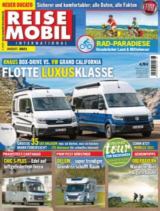 Reisemobil International 08/2021