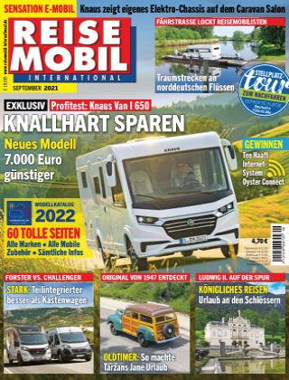 Reisemobil International 09/2021