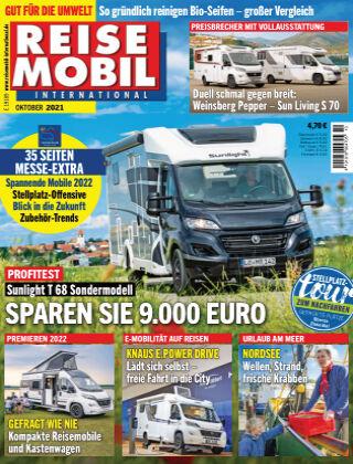 Reisemobil International 10/2021