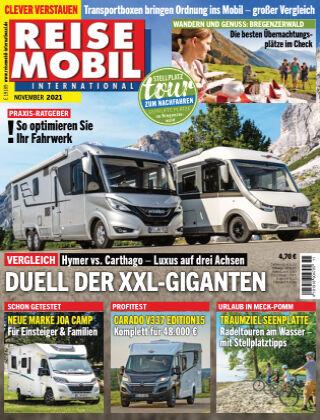 Reisemobil International 11/2021