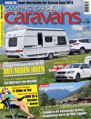 Camping, Cars & Caravans 10_2016
