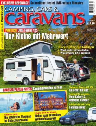 Camping, Cars & Caravans 12_2016