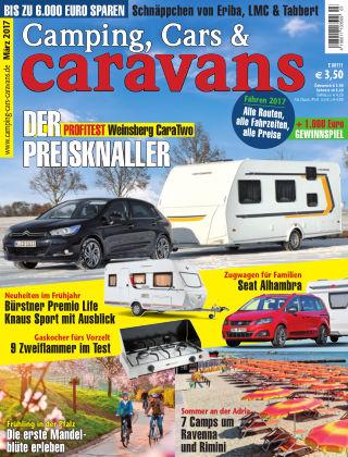 Camping, Cars & Caravans 03_2017