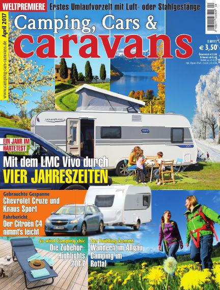 Camping, Cars & Caravans March 11, 2017 00:00