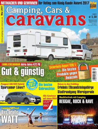 Camping, Cars & Caravans 05_2017