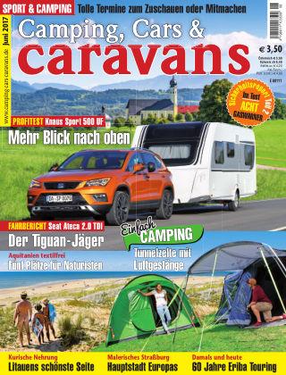 Camping, Cars & Caravans 06_2017