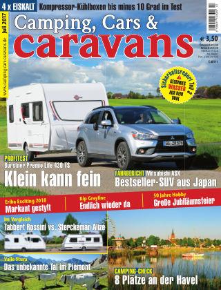 Camping, Cars & Caravans 07_2017
