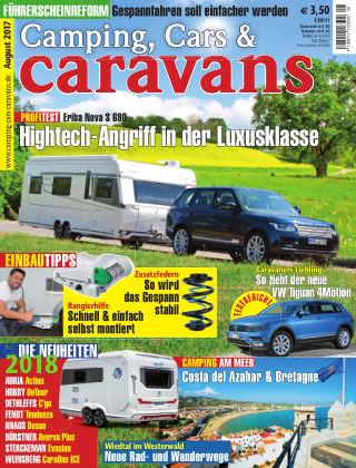 Camping, Cars & Caravans 08_2017