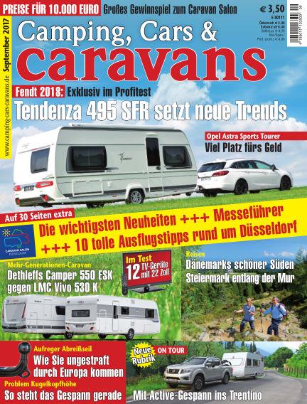 Camping, Cars & Caravans August 12, 2017 00:00