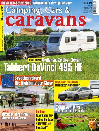 Camping, Cars & Caravans 10_2017