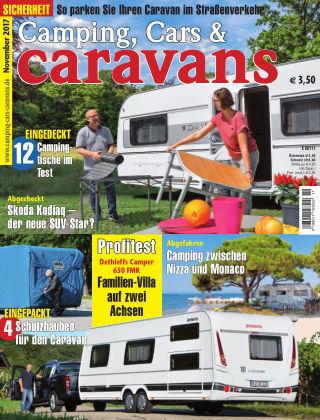 Camping, Cars & Caravans 11_2017
